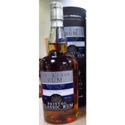 BRISTOL CLASSIC RUM - Fine Cuban Rum 43% 2003