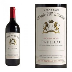 Chateau Grand Puy Ducasse 2006