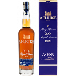 A.H. Riise Kong Haakon X.O. Royal Reserve Rum