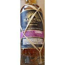 PLANTATION PANAMA 2006 Stauning Whisky cask finish 45,8%