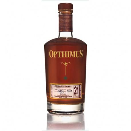 Opthimus 21 år Den Dominikanske Republik