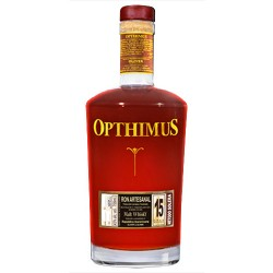 Opthimus Malt Whisky Finish 15 år - Dominikanske Republik