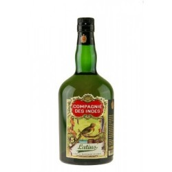 Compagnie des indes LATINO BLEND 5 YEARS 40%