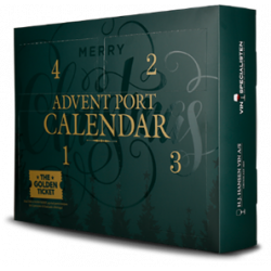 GRAHAMS PORTVINS ADVENTSKALENDER