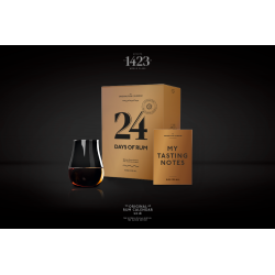 24 Days of Rum 2018 - 1423 Rom julekalender GRATIS FRAGT