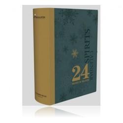 "Spiritus kalender ""Premium Brands"" julekalender med de absolut bedste producenter"