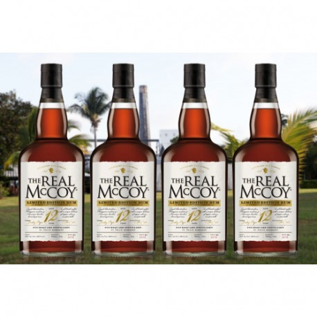 The Real McCoy Rum 2016 Limited Edition 46%