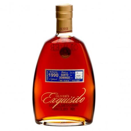 Olivers Exquisito 1995 Solera Rum, Den Dominikanske Republik, 40%