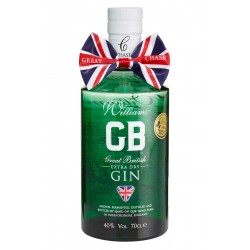 Williams GB Extra Dry Gin 40%