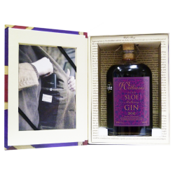 Williams Sloe Gin 29% in a book
