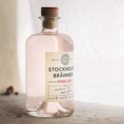 Stockholms Bränneri Rhubarb Pink Gin