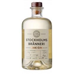Stockholms Bränneri Oak Gin, 1/2 ltr.