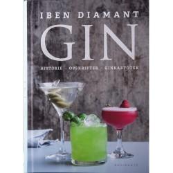 Gin bog af Iben Diamant