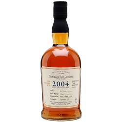 Foursquare vintage 2004 Cask Selection Rum Barbados 59%