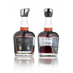 Dictador 1972 Finish 4 months in 3rd fill sherry cask Glenfarclas (45%)