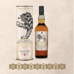 House of Lannister LAGAVULIN 9 YEAR OLD 46%
