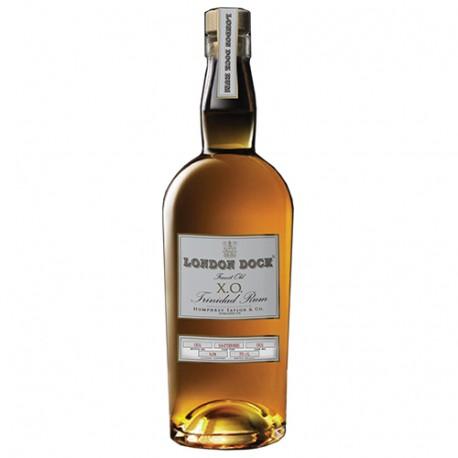 London Dock X.O. Trinidad Sauternes Cask Finish Rum 42%