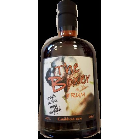 The Boxer Caribean rum 40%