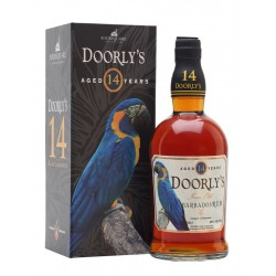 DOORLY'S 14 ÅR FINE OLD BARBADOS RUM 48%