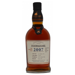 Foursquare Rum Cask Strength 2007 59%