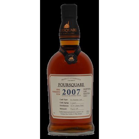 Foursquare Rum Cask Strength 2007 59%