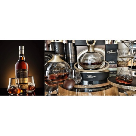 Ron Zacapa Smagning d. 15. August kl. 18.30
