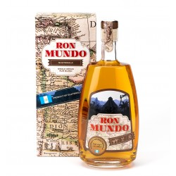 RON MUNDO GUATEMALA SINGLE ORIGIN RUM