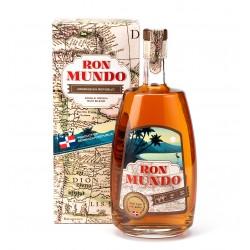 RON MUNDO DOMINICAN REPUBLIC SINGLE ORIGIN RUM