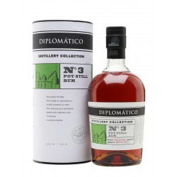 Diplomatico NO 3 Batch Pot Still Rum