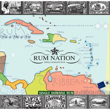 Rum Nation Smagning Fredag d. 20. september kl. 18.30