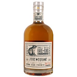 Rum Nation Rare Rums - Port Mourant 2001-2019 57.60%