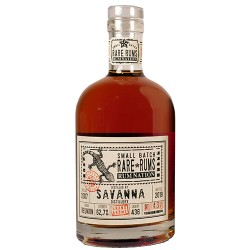 Rum Nation Rare Rums - Savanna 2007-2019 Grand Arome 62.70%