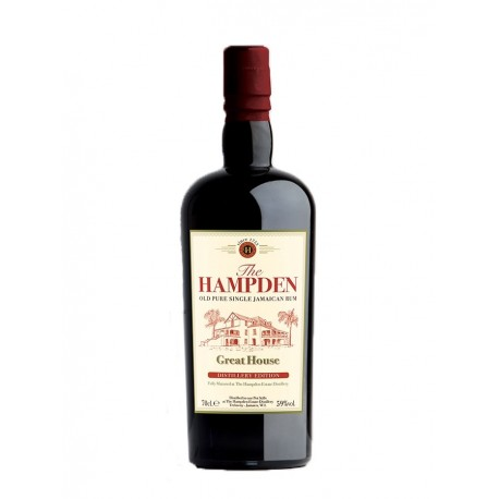 HAMPDEN Great House Distillery Edition 59%