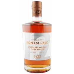 RON ESCLAVO 12 STAUNING WHISKY CASK FINISH