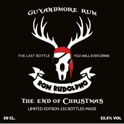 Ron Rudolpho 53,5% The end of Christmas