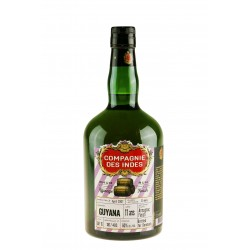 Compagnie des Indes CDI Guyana Diamond 11 years old Armagnac Cask Finish 60 %