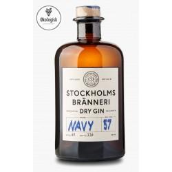 Stockholms Bränneri Organic Navy, 50 cl