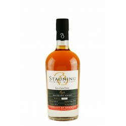 STAUNING -RUM CASK FINISH 46,5% SEPTEMBER 2019