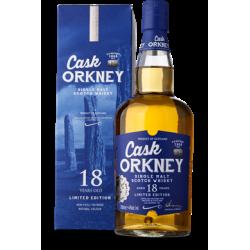 Cask Orkney 18 år