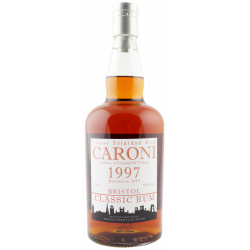 bristol spirits, caroni 1997 56,40%
