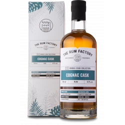 Rum Factory Cognac Cask Finish, 45%