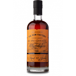 Rum Factory Panama 15 Years, 43%