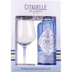 Citadelle Gin gaveæske m/glas