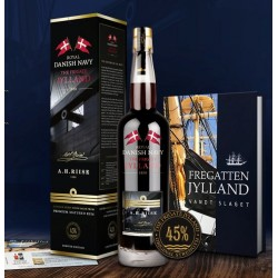 A.H. Riise Royal Danish Navy Fregatten Jylland Rum 70 cl