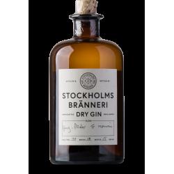 Stockholms Bränneri Dry Gin Økologisk