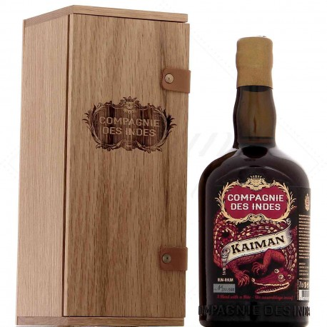 CDI Compagnie Des Indes KAIMAN BLEND SMALL BATCH 70 46%