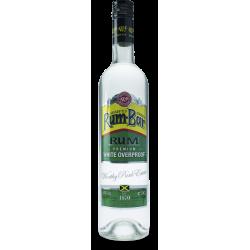 Rum-Bar overproof Worthypark 63%