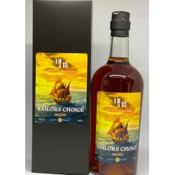 RDL Selected Series Rum no. 6 Sailors choice 42%