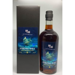 Selected Serie s Rum no. 5 Strong Navy 57%