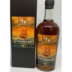 Selected Series Rum no. 4 Caribbean Blend 42%